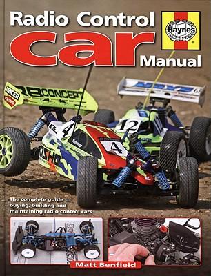 Radio-Control Car Manual By Benfield, Matt